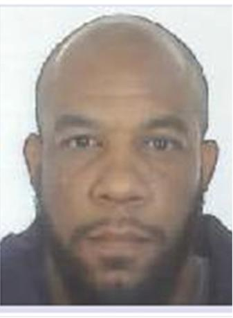 A handout photograph released by the Metropolitan Police shows a mugshot of Khalid Masood, received in London, Britain March 24, 2017.   REUTERS/Metropolitan Police/Handout