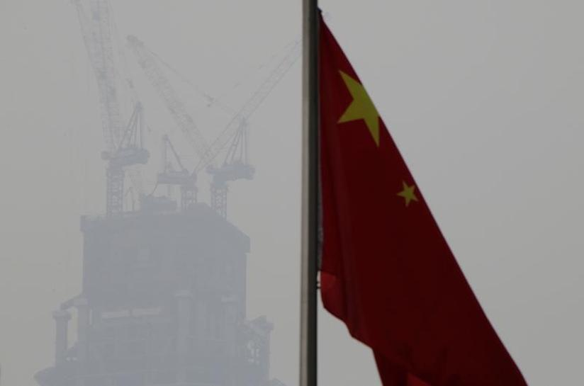China's first-quarter GDP growth seen at 6.8 percent: government think tank
