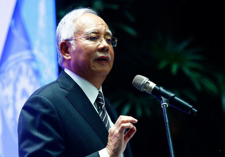Malaysia's Prime Minister Najib Razak attends an event in Kuala Lumpur, Malaysia March 8, 2017. REUTERS/Alexandra Radu