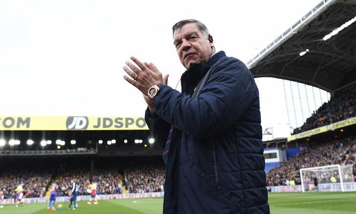 Crystal Palace v Watford - Premier League - Selhurst Park - 18/3/17 Crystal Palace manager Sam Allardyce Reuters / Dylan Martinez Livepic