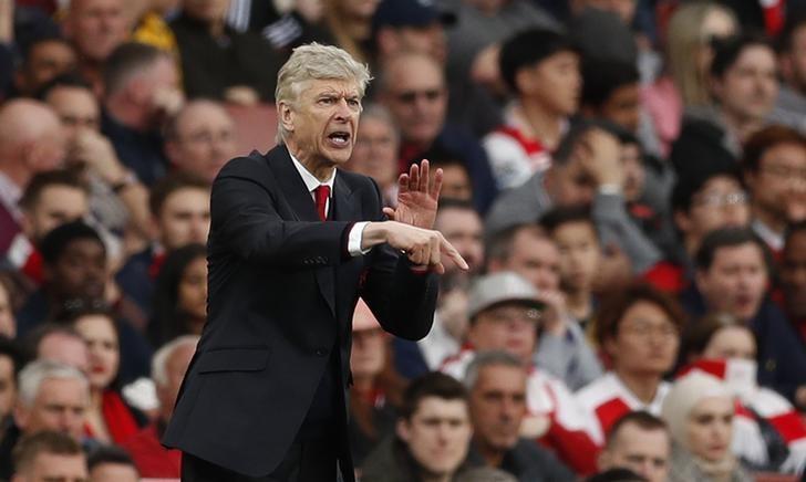 Arsenal manager Arsene Wenger  Action Images via Reuters / John Sibley Livepic