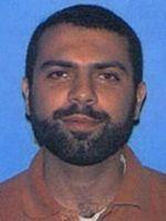 Ahmad Abousamra, 31, a dual U.S./Syrian citizen from Mansfield, Massachusetts, is seen in this FBI handout photo taken in 2004. REUTERS/FBI/Handout