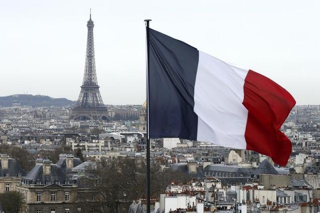 4月7日、フランスのエロー外相は、米国がシリア軍基地へのミサイル攻撃についてフランスに事前に通知したと明らかにした。写真はパリで昨年3月撮影(2017年 ロイター/Benoit Tessier)