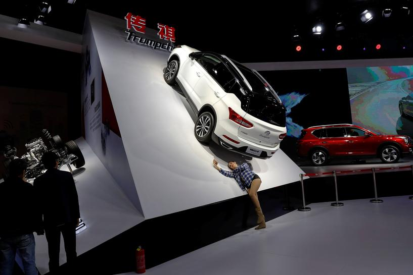 Eyeing U.S. market, Chinese automaker may change Trumpchi brand name
