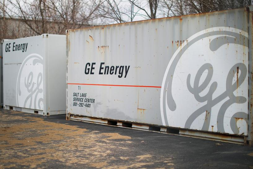 GE revenue falls 1 percent
