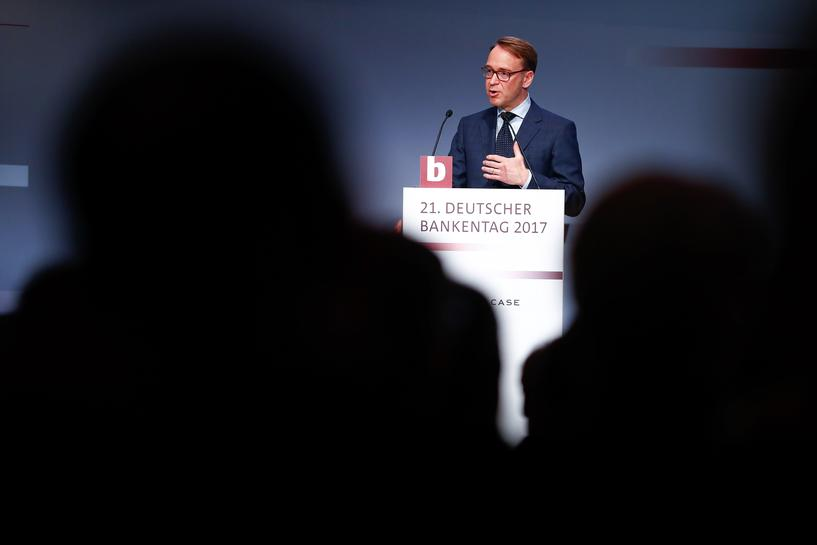 'Almost everybody' at G20 agrees on open markets: Weidmann
