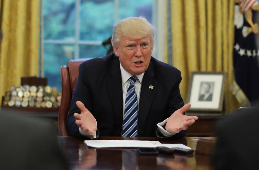 Exclusive - Trump says 'major, major' conflict with North Korea possible, but seeks diplomacy