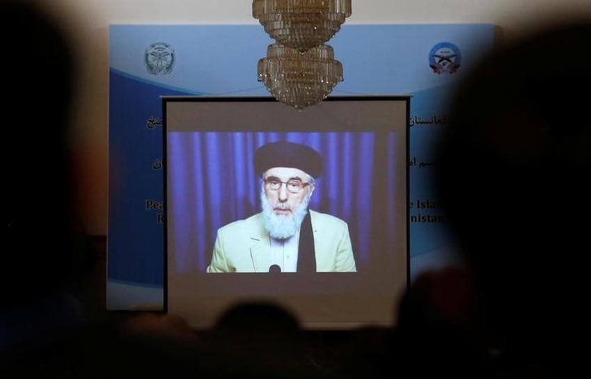 Notorious Afghan warlord calls for peace in first public speech