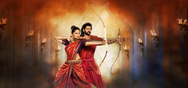 "Handout photo from the film ''Baahubali 2 – The Conclusion""."