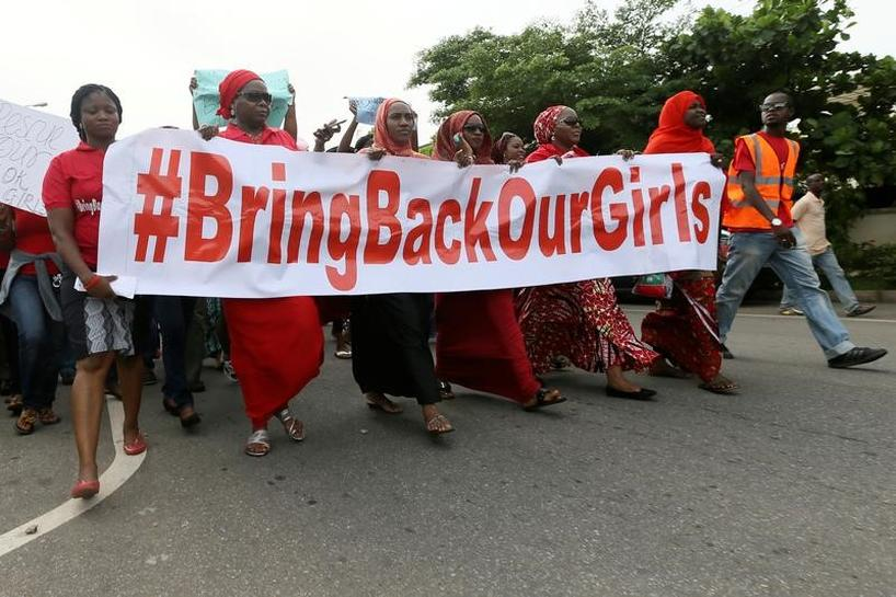 Nigeria exchanges 82 Chibok girls kidnapped by Boko Haram for prisoners - presidency