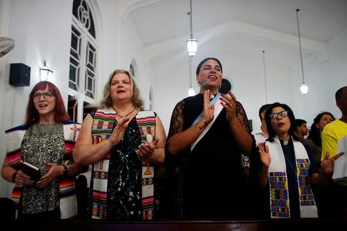 Cuba hosts first transgender Mass