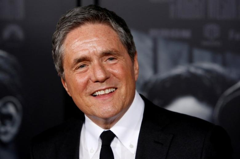 FILE PHOTO: Former Chairman and CEO of Paramount Pictures Brad Grey attends the premiere of ''FENCES'' in Manhattan, New York City, U.S., December 19, 2016. REUTERS/Andrew Kelly/File Photo