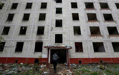 Soviet-era apartments set for demolition