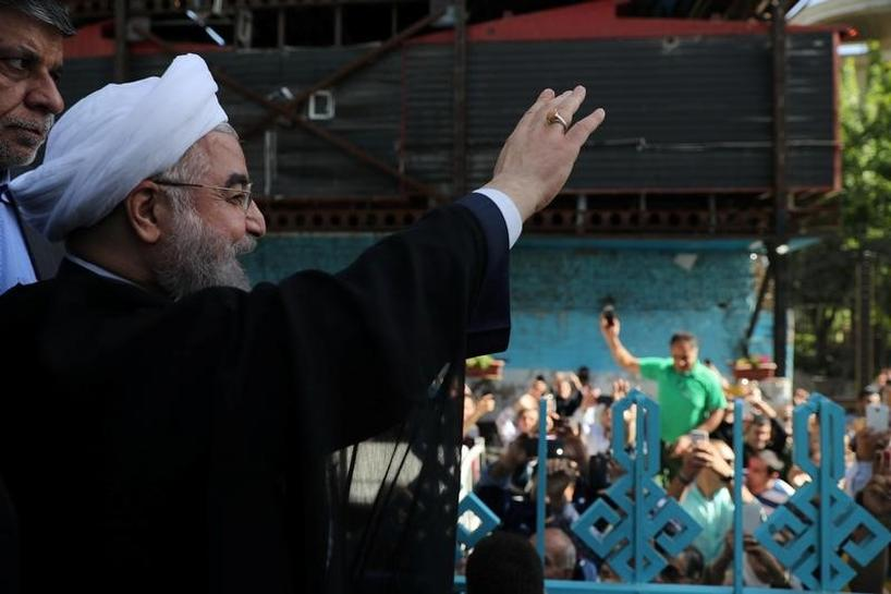 Rouhani leads Iran presidential race, expected to win - source