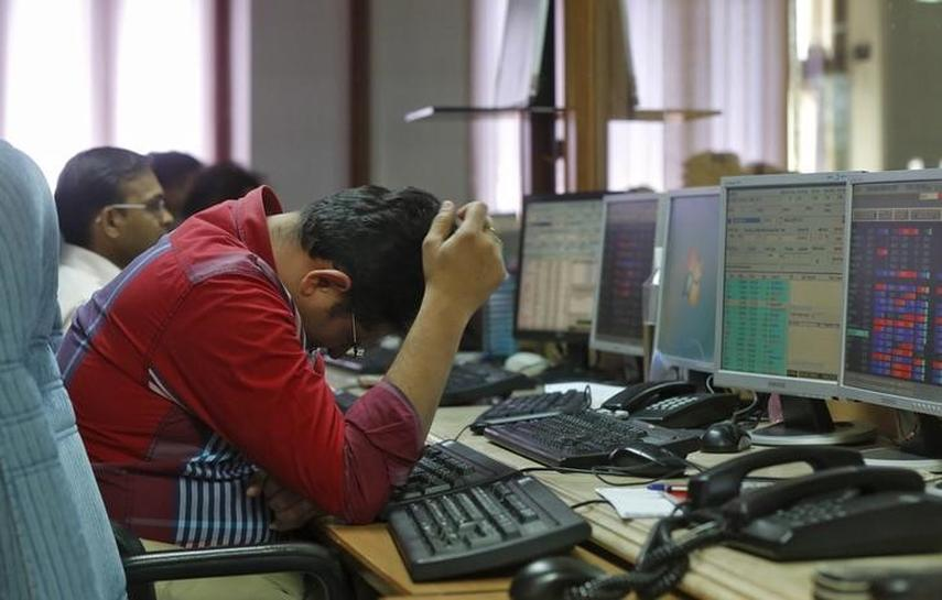 Sensex, Nifty slips on profit-booking; Sun Pharma drags