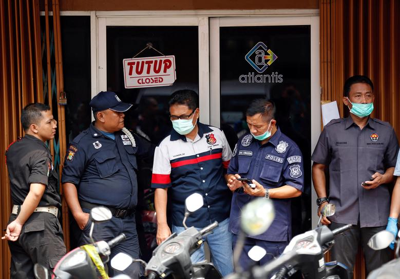 New police taskforce to target Indonesian gays