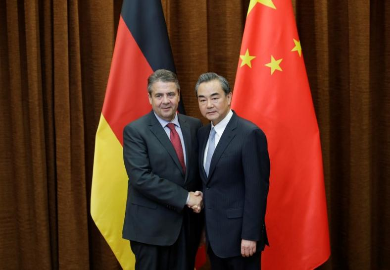 Germany says makes progress with China on electric car quotas