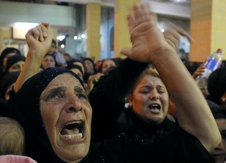 ترامب: أمريكا تقف بجانب السيسي والشعب المصري في معركة هزيمة الإرهابيين