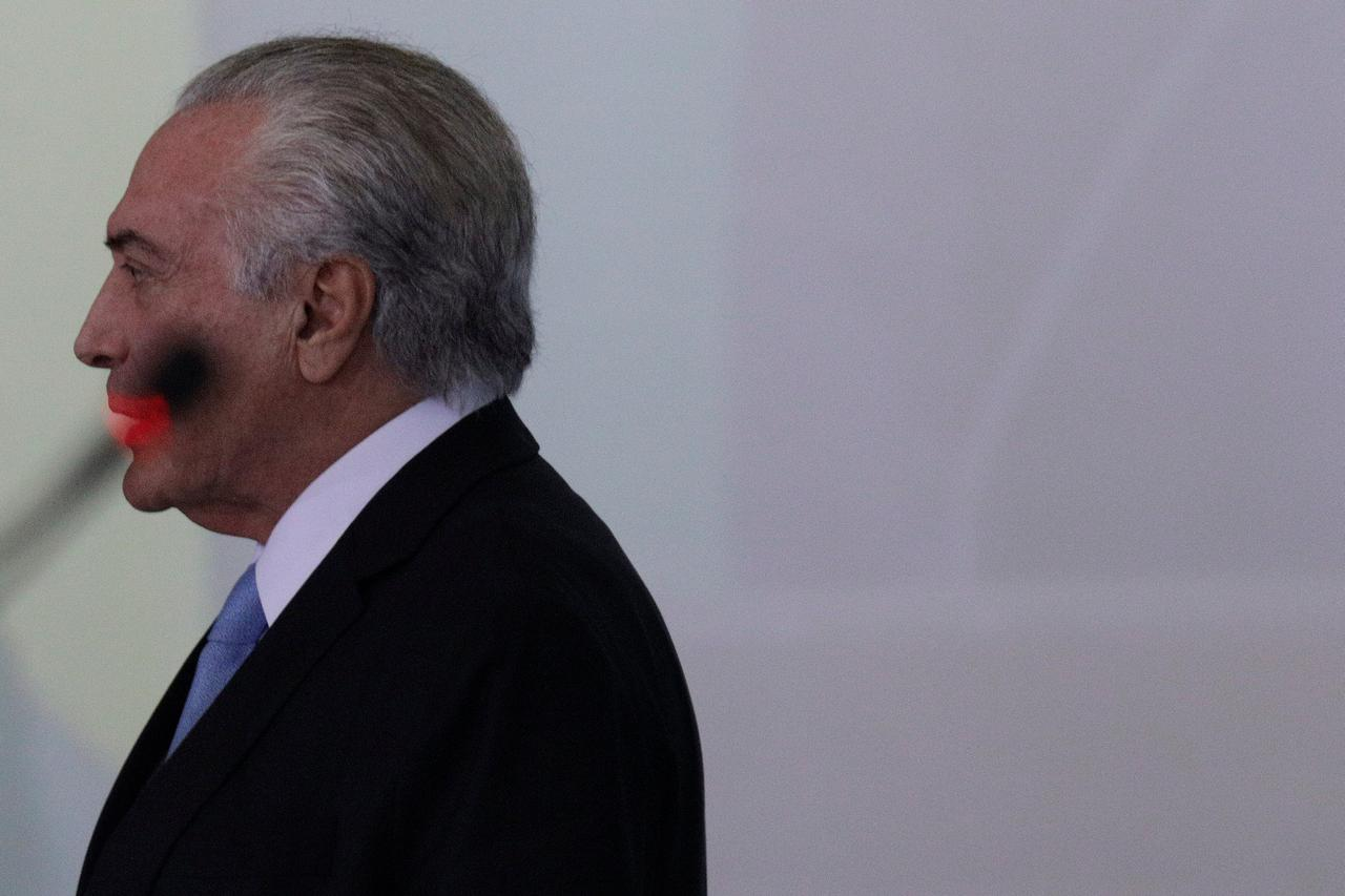 Brazil Court Excludes Odebrecht Testimony In Case Against Temer - Brazil's tallahassee