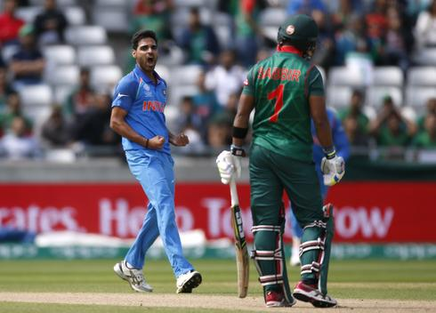 Champions Trophy: India vs Bangladesh