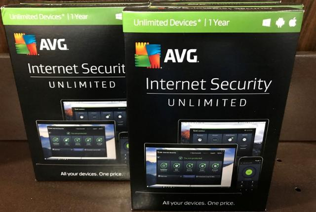 AVG computer security software is shown for sale at a computer store in San Marcos, California, U.S.,  May 15, 2017.   REUTERS/Mike Blake