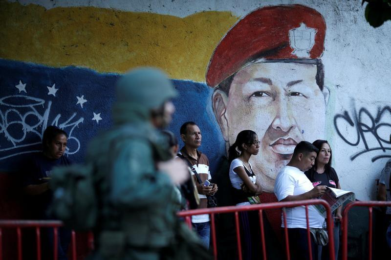 Opposition leaders, election experts decry Venezuela vote
