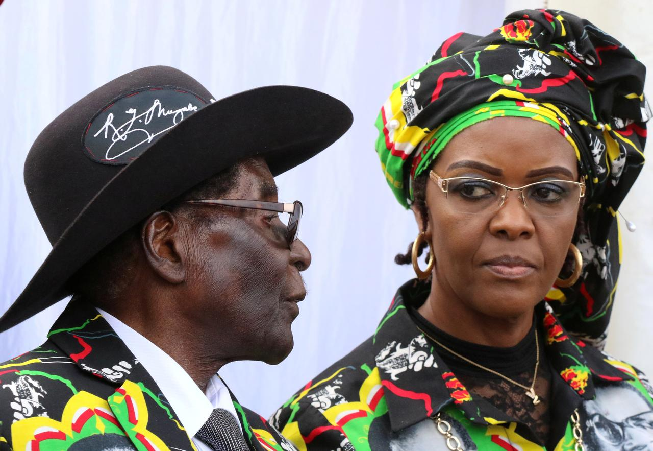Image result for Assault: Grace Mugabe fails to turn up for Court hearing