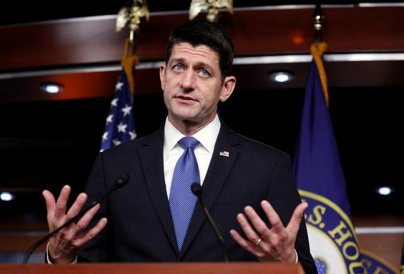 House speaker: May need a temporary bill to fund government past Dec. 8