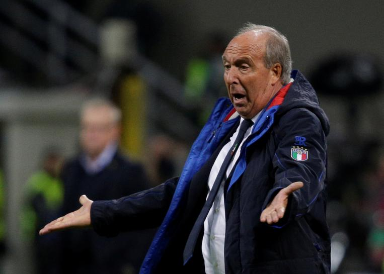 Ventura sacked by Italy after World Cup fiasco