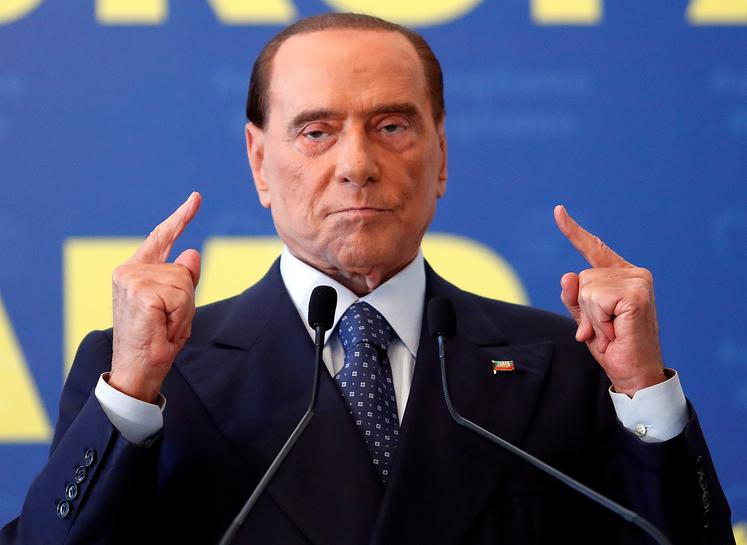 Italy's Berlusconi takes fight against ban from office to European court