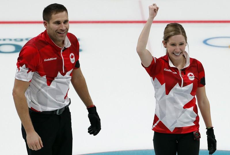 Curling: Canada sweeps past Swiss for first mixed-doubles gold