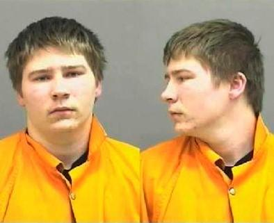 Brendan Dassey is pictured in this undated booking photo obtained by Reuters on January 29, 2016.    Courtesy Manitowoc County Sheriff's Department/Handout via