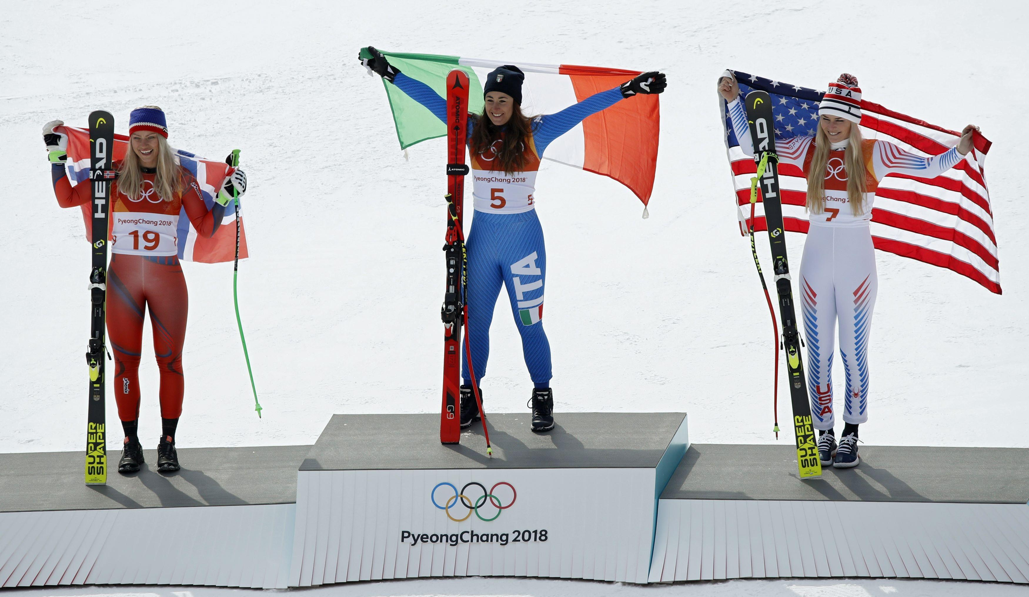 Alpine Skiing - Pyeongchang 2018 Winter Olympics - Women