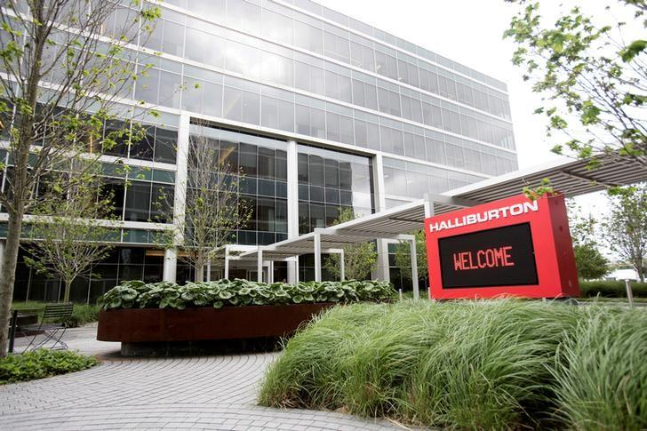 Halliburton's campus in Houston, Texas, U.S. May 18, 2017. Daniel Kramer