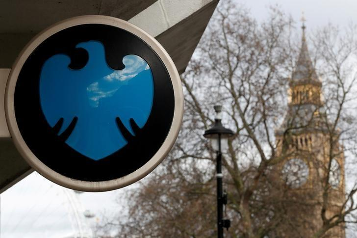 A Barclays sign outside a branch of the bank in London, Britain, February 23, 2017.   Stefan Wermuth