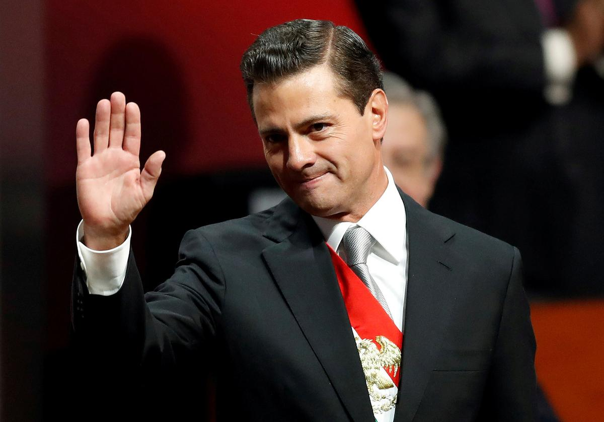 Mexico president calls trade agreement a 'win-win-win' deal