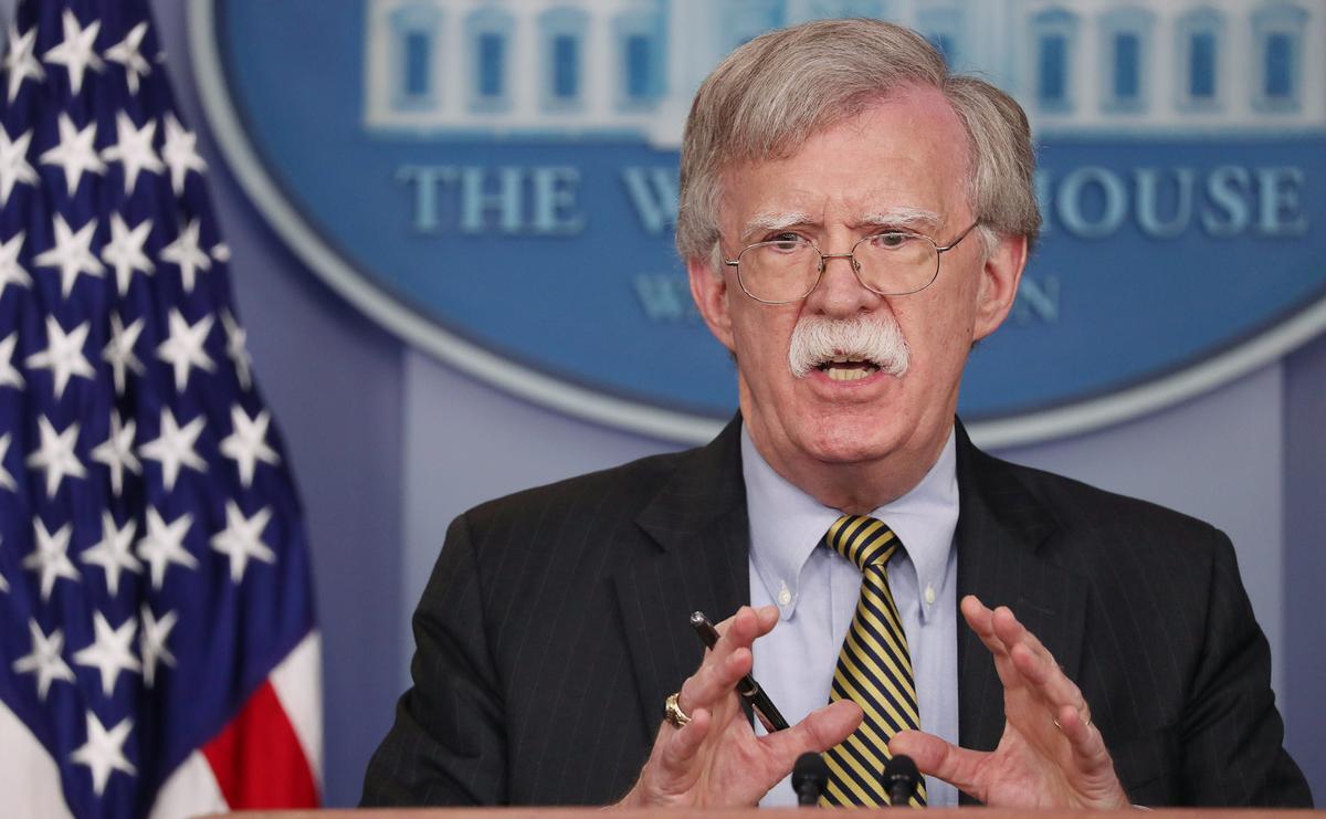 U.S. withdraws from international accords, says U.N. world court 'politicized'