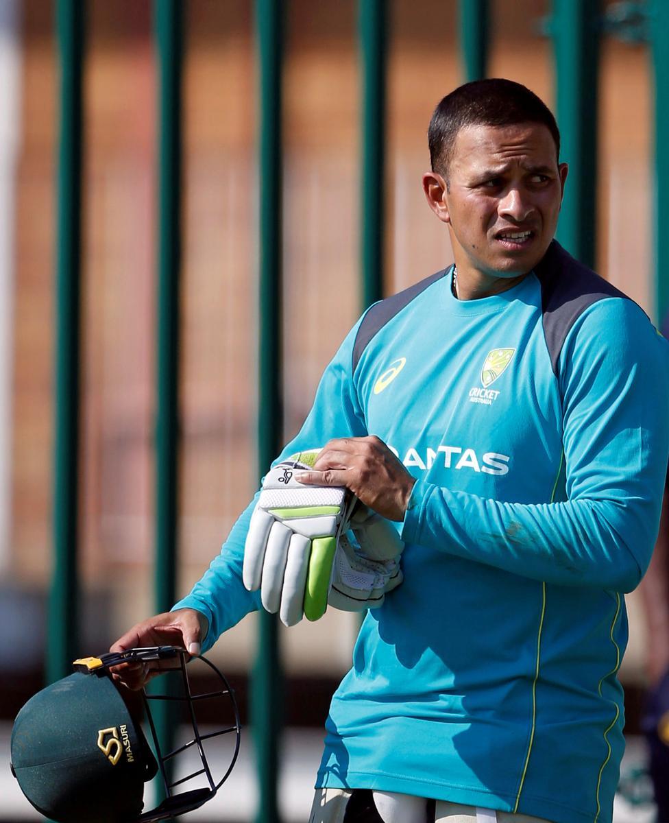 Cricket: Khawaja-Head resistance keeps Australia alive in Dubai