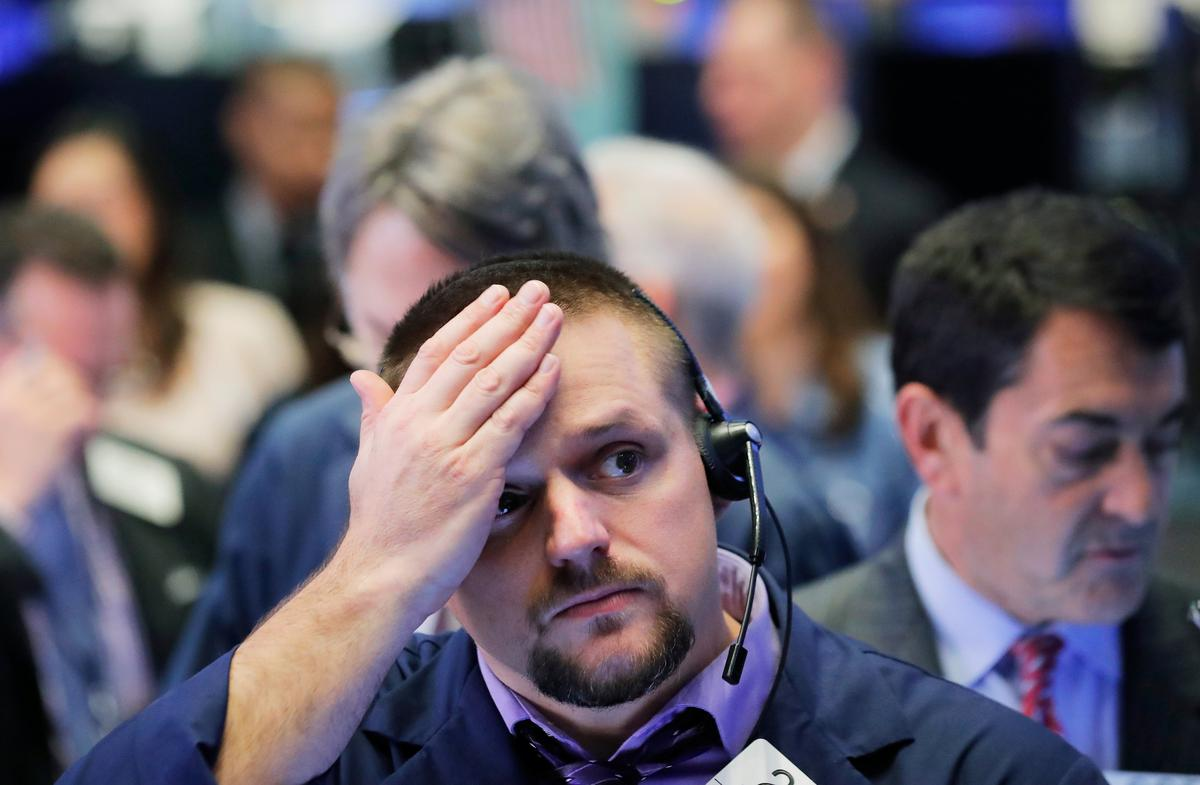 Wall Street opens slightly lower after CPI data