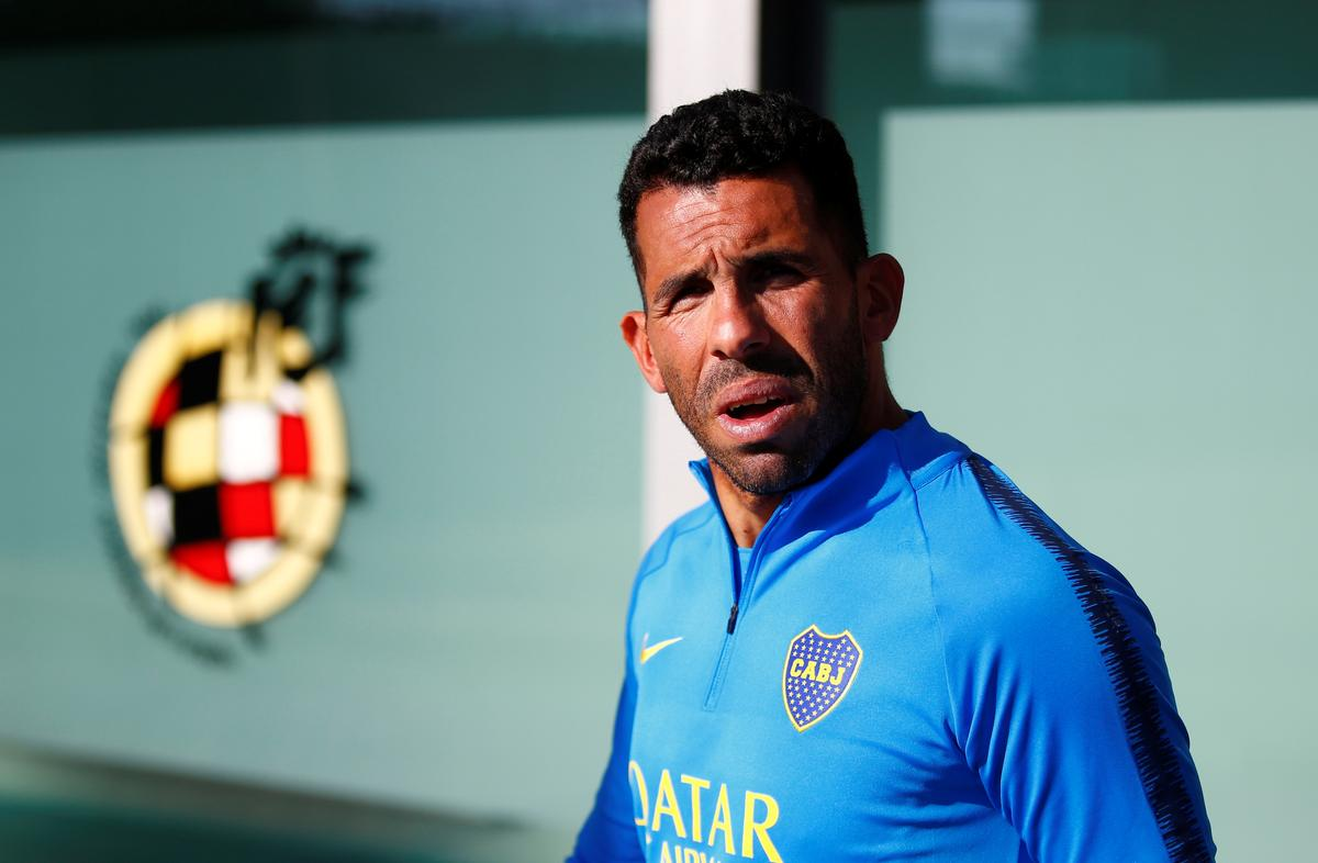 Soccer: Libertadores win would be fitting farewell for Tevez