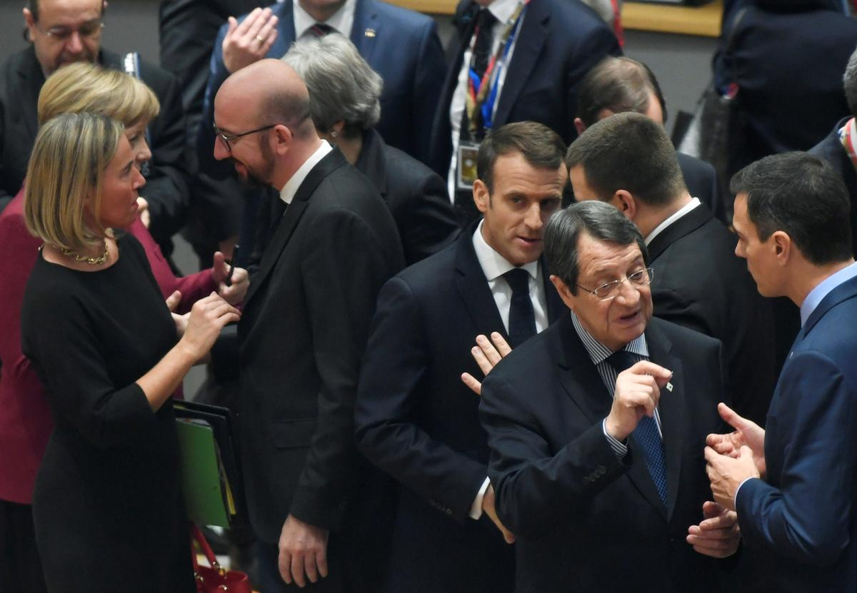 Engine trouble: EU struggles to attune diplomacy in Brussels