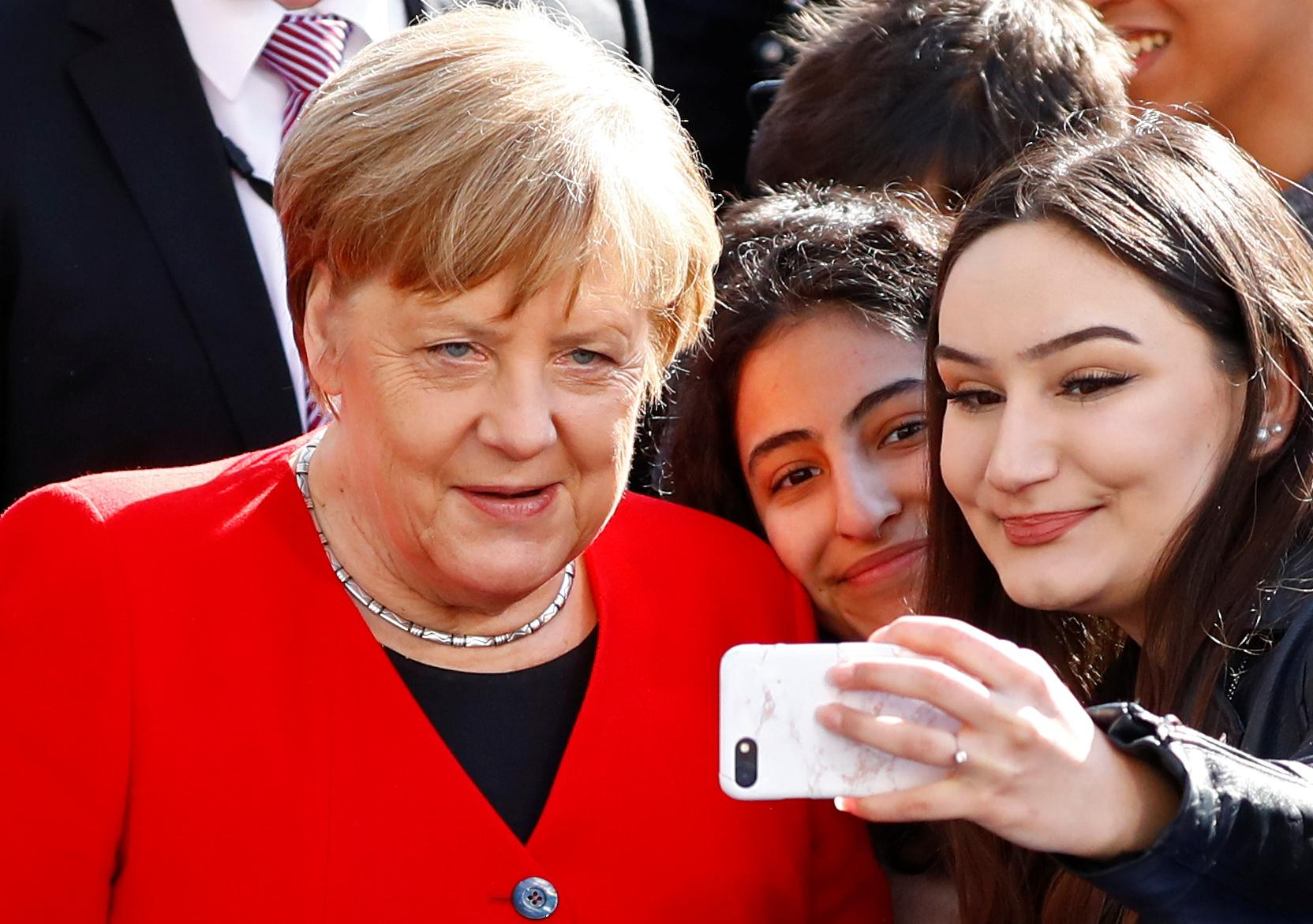 Merkel says she serene hopes a Brexit resolution could well per chance moreover be stumbled on