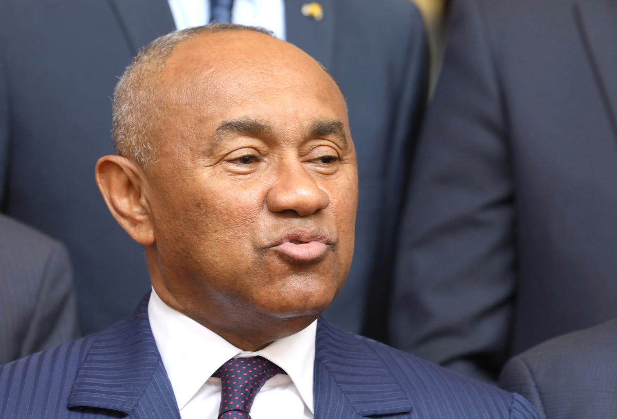 Soccer: African soccer boss free after corruption questioning