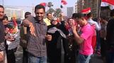 Egyptians celebrate Sisi win, EU questions media bias
