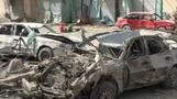 Car bomb attack kills at least 89 in Afghanistan
