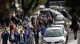 Condemnation of fatal soccer violence