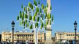 Wind Tree uses micro-turbine leaves to generate electricity