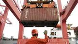 Slumping trade data hits China