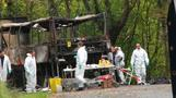 First bodies removed from deadly French bus crash