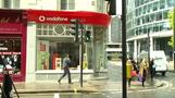 Vodafone, EasyJet weighed down by Brexit